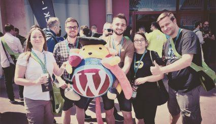 WordCamp Paryż - WordPress